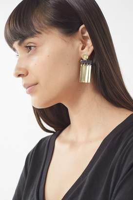 Soko Cala Horn Fringe Earring