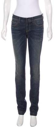 Gucci New Leggings Mid-Rise Jeans