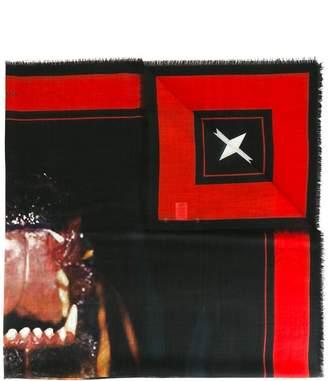 Givenchy (ジバンシイ) - Givenchy Rottweiler プリントスカーフ