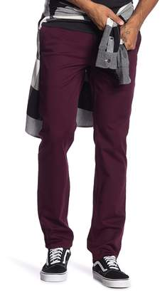Levi's 511 Mulled Wine Hybrid Trousers - 30-36 Inseam