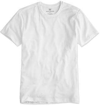 Mack Weldon Silver Crew Undershirt in Bright White