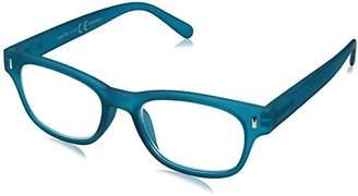 Foster Grant Women's Angie 1017878-250.COM Wayfarer Reading Glasses