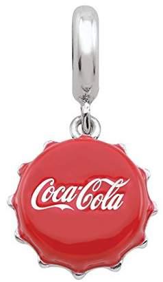 Persona Sterling Silver Coca-Cola Love Bear Charm