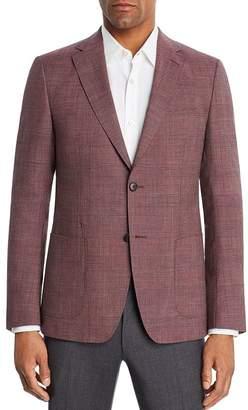 Ermenegildo Zegna Tonal Glen Plaid Slim Fit Sport Coat - 100% Exclusive
