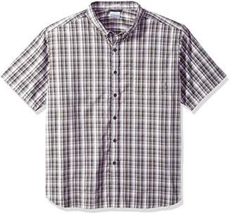 Columbia Men's Rapid Rivers II Big & Tall Short Sleeve Shirt