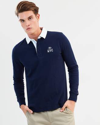 Tommy Hilfiger Ryan Rugby LS Top