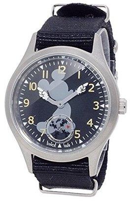 Disney (ディズニー) - ディズニー ミッキー MICKEY LIMITED EDITION 替えベルト付 腕時計 DM-02BK