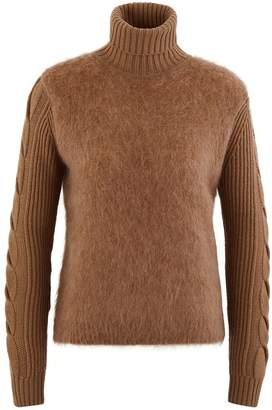 Max Mara Formia wool and cashmere jumper