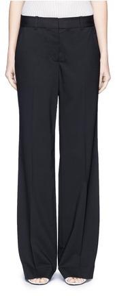 3.1 Phillip Lim3.1 Phillip Lim Wool tailored wide leg pants
