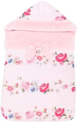 Lapin House floral print nest
