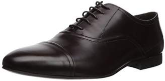 a. testoni Men's Cap-Toe Oxford
