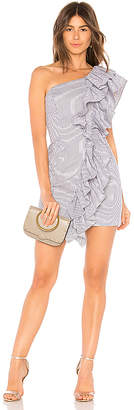 C/Meo Together Again Mini Dress