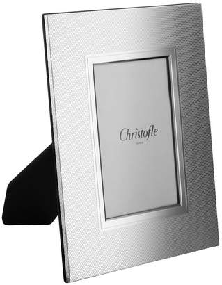 "Christofle Madison Silver Plated Photo Frame (4"" x 6"")"