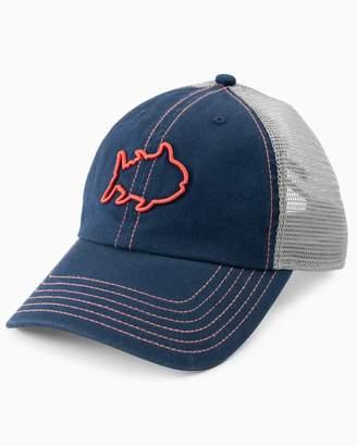 b522fbfc95ea14 Southern Tide Contrast Stitch Skipjack Trucker Hat