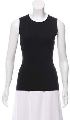 Alexander Wang Embellished Sleeveless Top