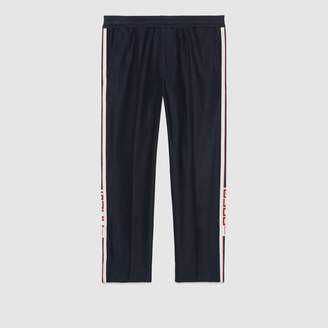 Gucci Jogging pant with stripe