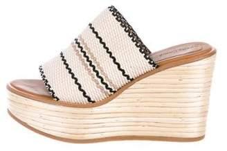 See by Chloe Bouclé Slide Sandals