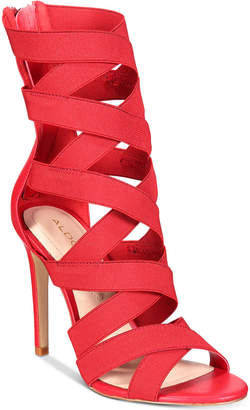 Aldo Ethebeth Crisscross Dress Sandals Women Shoes