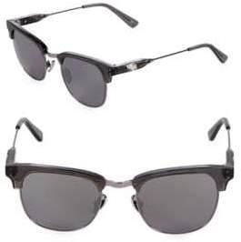 Westward Leaning Vangaurd 49MM Browline Sunglasses