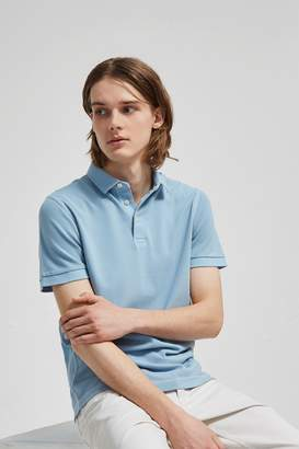 French Connenction Triple Stitch Polo Shirt