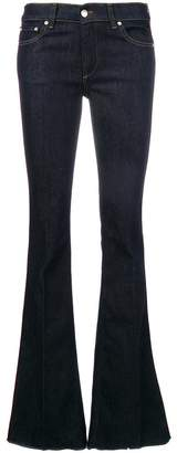 RED Valentino flared jeans with side band
