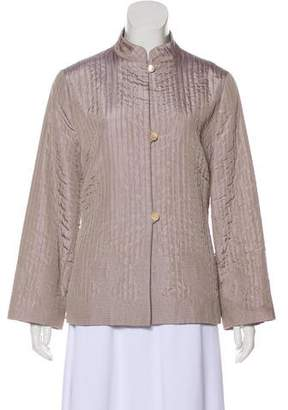 Max Mara Casual Button-Up Jacket