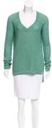 BCBGMAXAZRIA Kent High-Low Sweater