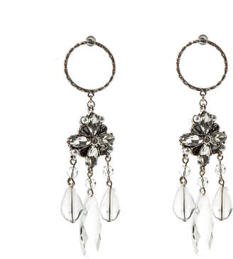 Oasis CLEAR RESIN EARRINGS