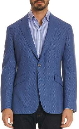 Robert Graham Olsen Regular Fit Blazer