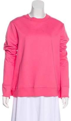 Clu Too Knit Bell Sleeve Sweatshirt