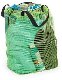 Homz All Purpose Mesh Tote Laundry Bag, Assorted Colors, Set of 12