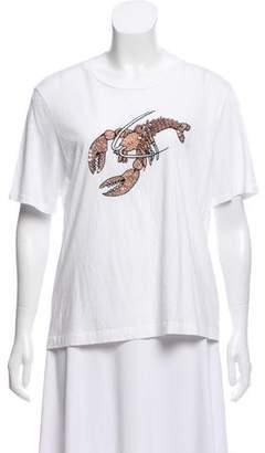 Markus Lupfer Crew Neck Short Sleeve T-Shirt