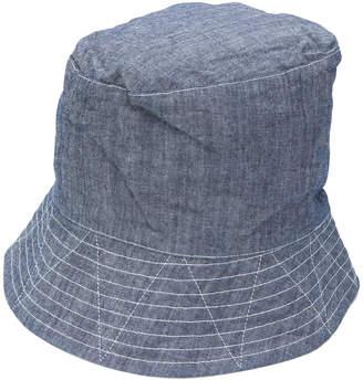 Engineered Garments wide brim tall hat