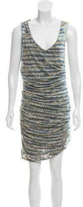 Zadig & Voltaire Sleeveless Printed Dress