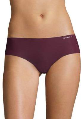 Calvin Klein Invisible Seamless Hipster Panties