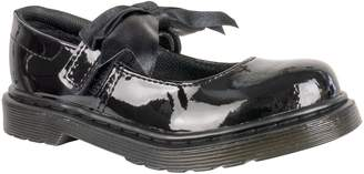 Dr. Martens Unisex-Child Maccy Ii J Mary Jane Ribbon