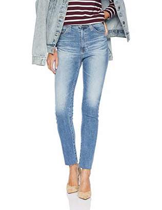 AG Adriano Goldschmied Women's Sophia Vintage HIGH-Waisted Skinny Ankle