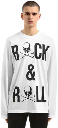 Rock & Roll Jersey Long Sleeve T-Shirt
