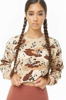 57ecf8b9820 Forever 21 Brown Sweats   Hoodies For Women - ShopStyle Canada
