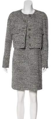 Chanel Paris-Dubai Dress Set
