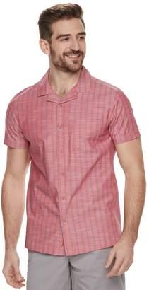 Marc Anthony Men's Slim-Fit Resort Button-Down Shirt