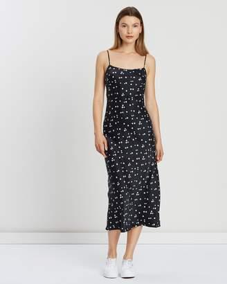 Bec & Bridge Miss Daisy Slip Midi Dress