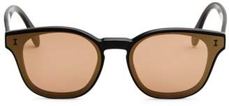 Illesteva Martinique 61mm Rectangle Sunglasses