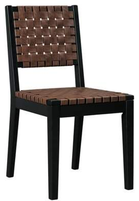 Loon Peak McLaurin Upholstered Dining Chair (Set of 2)