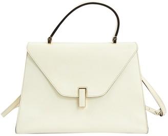 723001cf4af115 Valextra Ecru Leather Handbag