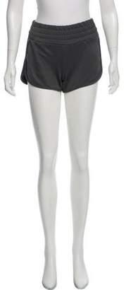Theory 38 Mesh Athletic Shorts
