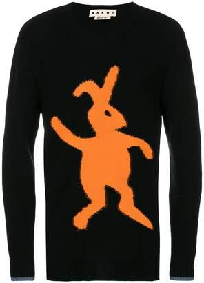 Marni rabbit knit jumper