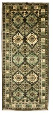 """Bloomingdale's Tribal Collection Oriental Area Rug, 4'1"""" x 9'7"""""""