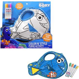 Disney Pixar Finding Dory Color N' Style Purse Activity Set