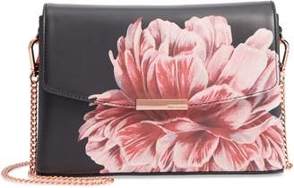 Ted Baker Tranquility Faux Leather Crossbody Bag